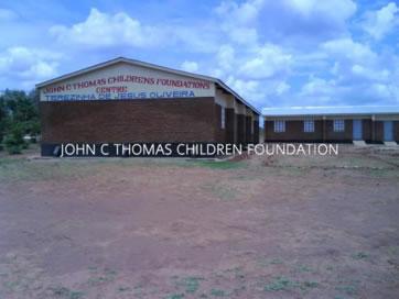 School in Mutu Village, Lilongwe
