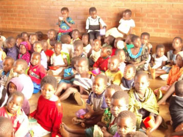 Procurement of vita meals for Nsanje and Chitipa