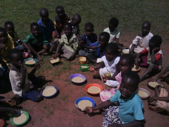 meals for Mangochi and Lilongwe feeding centers
